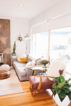 Emma & Cody's Light, Bright Renovated Australian Home
