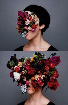Yasutomo Ebisu. I am so in love with this!! www.ohsoprettythe... www.craftgawker...
