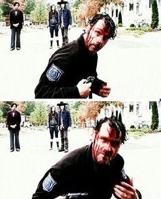 "The Walking Dead 5x15 ""Try"" Rick Grimes"