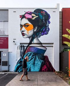 """Shinka"" by Findac in Kent Town Australia."