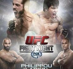 UFC_Fight_Night_40_Brown_vs._Silva_Fightcard_Ergebnisse_Results