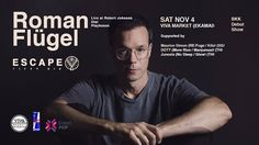 WAREHOUSE EVENT WITH ROMAN FLUGEL (DIAL/DE) BY ESCAPE 56 (IN ASSOCATION WITH Jägermeister)  Escape 56 เปิดตัว Warehouse Pop Up และเป็นครั้งแรกในกรุงเทพฯ ที่คุณจะได้ชมศิลปินเทคโนสุด Underground อย่าง Roman Flügel.  TICKETS : THB 800 /- (1 FREE JAEGER SHOT / FREE RED BULL (EURO CAN) BUY TICKET : https://www.eventpop.me/e/2433  The Singaporean pop up party series Escape 56 makes its debut in Bangkok Nov 4th. Kicking things off with a bang, Escape 56 is proud to present one of the biggest names…