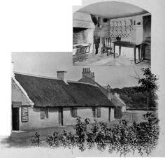 Robert Burns cottage :)