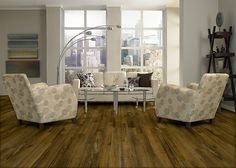 1.5mm North Perry Pine Resilient Vinyl Flooring - fullscreen