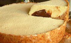 Receita de Torta de Leite Ninho com Nutella, que tal aprender como fazer facilmente essa delicia com leite ninho e nutella, é super fácil, anote a receita.