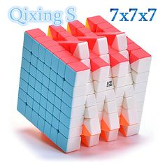 Cheap Cubes magiques, Buy Directly from China Suppliers:Qiyi Qixing S 7x7x7 Cube de vitesse qixing s 7x7 Puzzle magique cubo QIYI Puzzle cube 7x7 cube magique éducation enfant jouets Appréciez✓Transport maritime gratuit dans le monde entier ✓Vente à durée limitée✓Facile à rendre