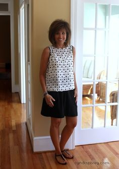 Fashion Over 40-What I Wore - Grace