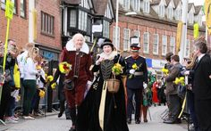 Big year for Stratford as world celebrates Shakespeare's legacy