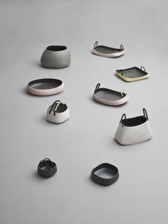 Nathalie Lahdenmäki - Vessels #pottery