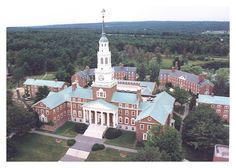 Colby College in Waterville, Maine