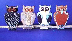 Good Things by David: Martha by Mail ~ Owl & Bat Cookie Cutters