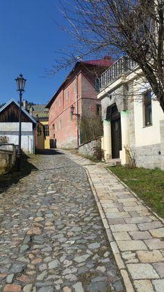 Banská Štisvnica,Ružová ulica