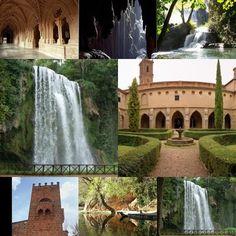 Conjunto Monasterio de Piedra, Nuévalos, Zaragoza