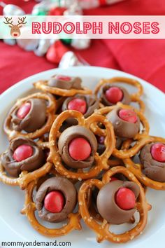 So since Christmas is now over these cute little Rudolph noses won't really work now. So instead of making these for Christmas grab the kids....