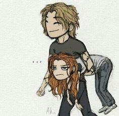 Clary &jace love