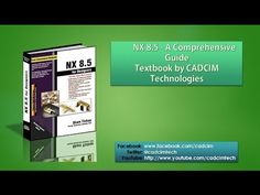 NX 8.5 for Designers book covers the sketching and part modeling in NX 8.5, and then gradually progresses to cover assembly and drafting. Written with the tutorial point of view and the learn-by-doing theme, the book is ideally suited for learning at your convenience and at your pace.