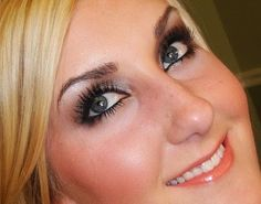 "TiffanyD: Dark & Dramatic ""Going-Out"" Eyes- Naked Palette - Buck, Toasted, Hustle, Darkhorse, Creep, Virgin, Smog  Sidecar"