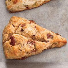 Brown Sugar-Pecan Scones | MyRecipes.com