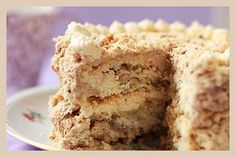 Kyiv Layer Cake Recipe