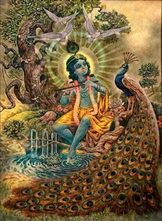 By Sri Nandanandana dasa Sometimes people say that they want to see God, or that God is not perceivable. And this is confirmed in the Vedic scripture, but with additional points of instruction on h…