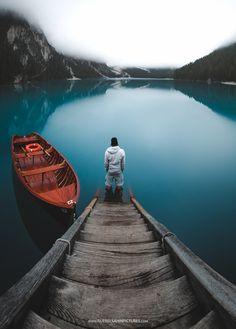 Увлекательные фотографии пейзажей Гюреля Шахина