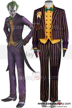 Batman-Arkham-Asylum-Joker-Cosplay-Costume-New-6