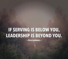 Serve Leadership Quotes Images