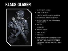 KLAUS GLASER
