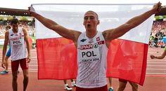 Polski lekkoatleta Jakub Krzewina o patriotyzmie Zurich, Sports, Hs Sports, Sport