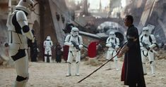 Rogue One: A Star Wars Story: Dec. 16, 2016  -    A group of unlikely heroes have united to steal plans to the dreaded Death Star in the first sneak peek at Rogue One: A Star Wars Story