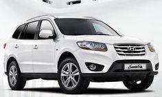 Suv Hyundai Santa Fe 2012