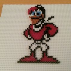 Duck Tales hama beads by marinesfactory