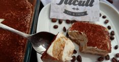 Tiramisu s ricottou Tiramisu, Stevia, Ricotta, Food Inspiration, Sweet Treats, Cheesecake, Fresh, Breakfast, Ethnic Recipes