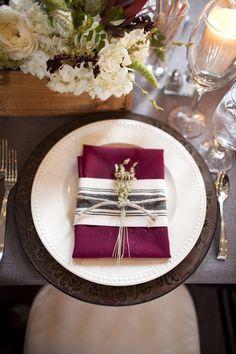 Цветовая палитра для винной свадьбы