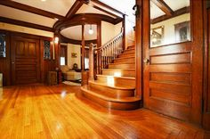 Curved Interior Seating Area77 Princeton Ave, Providence, RI 02907 | MLS #1134488 - Zillow