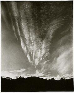 """Alfred Stieglitz, """"Equivalent"""""""