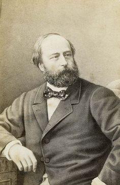 Comte de Chambord/comte d'Artois refuse la couronne en 1873(problème de drapeau blanc)