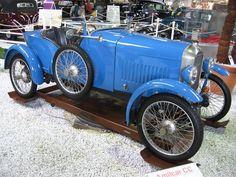 1921 Amilcar CC 2