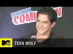 Teen Wolf | New York Comic Con 2015 Panel | MTV - YouTube