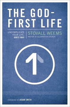 In The God-First Life, Pastor Stovall Weems offers a practical, high impact answer to what following Christ is all about. By unpacking what it really means to live a God-first life, he gives you a simple and sustainable path to a deep and satisfying walk with Christ. In this uncomplicated, fresh view of discipleship, you will truly discover how to live your life … God's way.