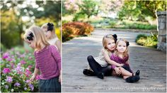 sibling photography, Dallas Arboretum pictures, fall what to wear ideas, children photography // Dallas photographer Catherine Clay
