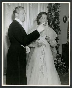 Jeanette MacDonald and Gene Raymond
