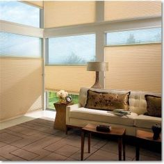 Semi Opaque Window Blinds