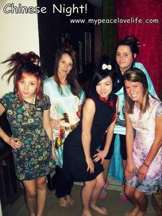 Chinese Night with China Barbie!