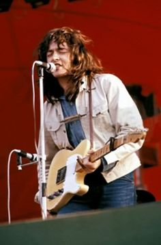 RORY GALLAGHER!