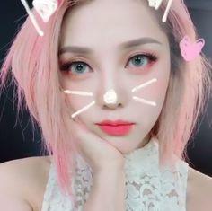 Pony park hye min make up^^ ♡▼♥