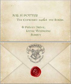 harry potter hogwarts acceptance letter by gilmourdesigns on etsy preston pinterest harry. Black Bedroom Furniture Sets. Home Design Ideas