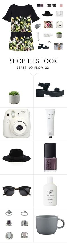 """chasing cars"" by made-of-starlight ❤ liked on Polyvore featuring Victoria Beckham, ASOS, Fujifilm, Rodin Olio Lusso, Warehouse, NARS Cosmetics, H&M, Fresh, Topshop and CB2"