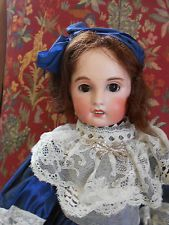 Antike Puppe  SFBJ 41 CM