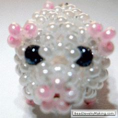 Welcome to my lens all about 3D beading, see what is 3D Beading and even learn how to do 3D beading with the tips and free tutorials you find in this article! With a simple beading stitch of RAW - short form for RIght Angle Weave - you can learn or...